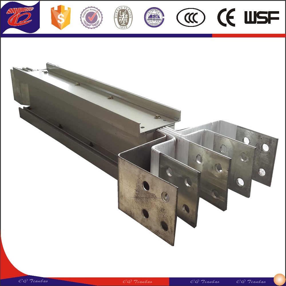 BUS DUCT AND BUSBAR TRUNKING SYSTEM For Electrical Power Distribution