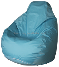 Pear Shape Beanbag Chair Lazy Bean Bag Sofa Chair