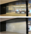 Intelligent smart glass for meeting room