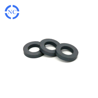 Professional manufacture made heavy duty strong pot permanent ferrite magnet