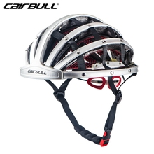CAIRBULL 2018 Unique City Urban Casual Bike Helmets Safety Foldable Mini Cycling Helmets