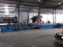Galvanised Coil Guardrail Rool Forming Machine 45Kw PLC Control