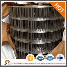 Anping factory 304 stainless steel compressed knitted wire mesh filter