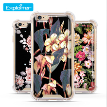 New products 2017 epoxy resin air sac cellphone case for iPhone6 case TPU