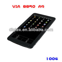 cheapest Via 8850 tablet pc 7 inch android 4.0 hdmi,wm8850 mid