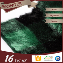 Fabric Textiles 100% Polyester Synthetic Sheepskin Fabric By The Yard