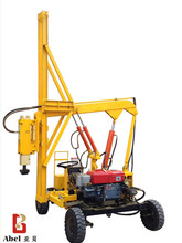 hydraulic rotary squeezing pile driver, new efficient drilling rig tools