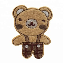 Cute baby clothing embroidered animal patches
