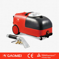 Spray warm water and dissolve besmirch, and extract sewage and suction into recovery tank .Carpet Cleaning Machine GMC-1