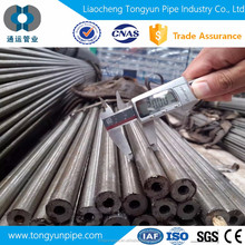 Chinese suppiler of black carbon seamless pipe used unit weight