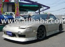 1991 used japanese vehicles NISSAN 180SX /Sedan/RHD/101279km/Gasoline/