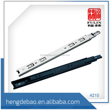 Jieyang hardware 42mm full extension ball bearing drawer slide