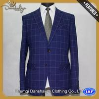 2015 fashion mens designer coat suits made in China