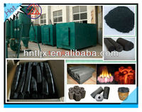 good quality coconut coal charcoal carbonization furnace made in Tongli machinery
