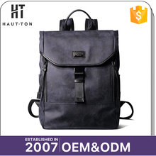 Guangzhou Fashion Men Luxury Laptop Backpack Bags High Quality Professional Waterproof Coating Microfiber Fabric Backpack