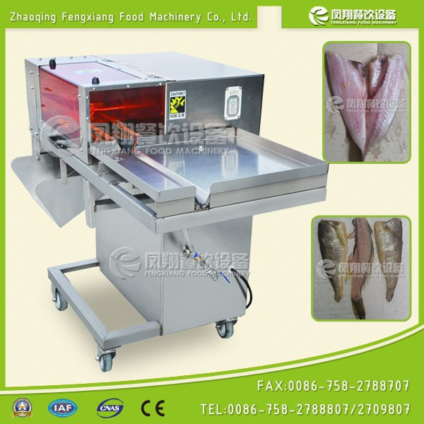 FGB-168 2015 new fish processing equipment fish bone machine fish filleter