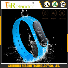 waterproof heart rate sports wristband men watches for women for htc sony lg Samsung gear fit Android phone fitbit