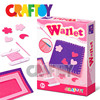 Sewing Wallet mini bag en71 DIY craft toy kit