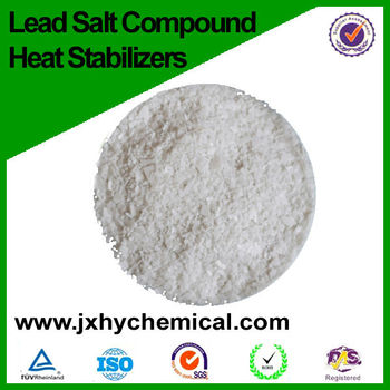 PVC raw material Lead based Heat Stabilizer Series for injection products hongyuan chemical