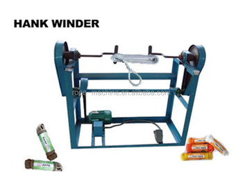 automatic hank winder machine