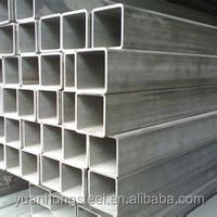 square tube fence / galvanized pipe fence / galvanized iron pipe price