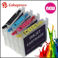 For epson T0441-T0444 empty refillable ink cartridges for epson Stylus C64,C66,C84,C84N,C84WN