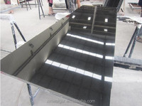 Chinese mongolia black granite for sale