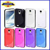 New Arraval S style TPU case for samsung galaxy s4 case