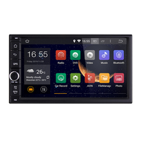 Cheapest! 2 Din quad-core Android 5.1 universal car radio/car stereo for VW/Toyota/Hyundai/BMW/Skoda/Seat