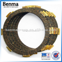 hot sale clutch disc ,clutch frition disc , three wheel motorcycle parts