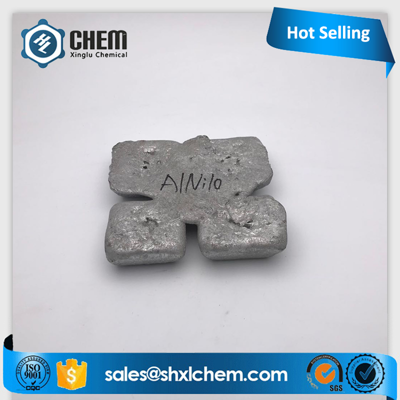 AlNi10 master <strong>alloy</strong> ingot in stock