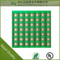 best selling laser cutting pcb water purifier pcb sample quotation