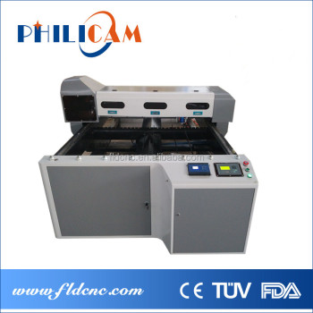 jinan philicam co2 260W metal laser cutting machine