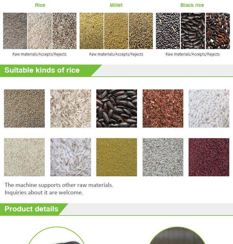 Digital Optical Rice Color Sorter Supplier,Unpolished Rice Color Sorter