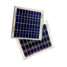 2017 cheap price hot sell solar power panel 5w poly solar panel with high efficiency
