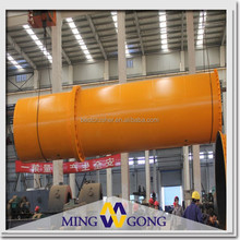 bagasse rotary drier /sawdust small rotary dryer / coal mud rotary drier