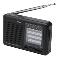 mini wireless transmitter and receiver short wave radio