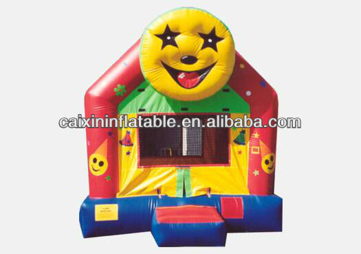 popular inflatable bouncer toy for children jumping