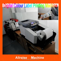 Multicolor Self Adhesive Label Printing Machines, Flexo Digital Roll To Roll Label Printer, Sticker Label Printing Machine