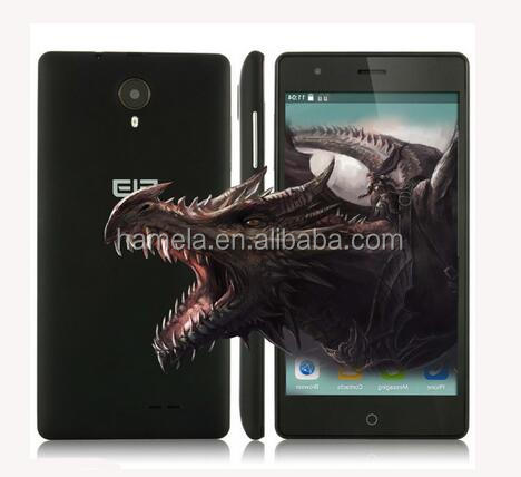 Quad Core Elephone Trunk 2MP Front Camera 8MP Back Camera Mobile Phone