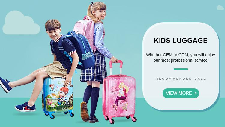 Sac avec 2 roues petit sac de chariot pour les étudiants Enfants bagages sac