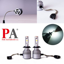 PA Auto Headlamp 60W High Power led scooter headlight cob h7