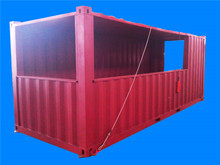 easy for practical cost container bar house shanghai
