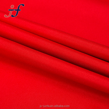 100% Polyester Custom Anti-Static 190T Pongee Garment Fabric