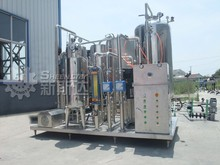carbonated drink mixer/beverage mixing machine