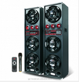 Active speakers home and theater speaker 2.0 audio woofer speaker
