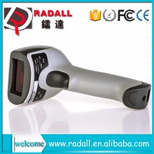 Trade Assurance RD 2013 Fast Decoding and Reliable 1D Handheld Laser shop Barcode Scanner for Supermarkets Logistics
