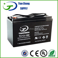 12V 100Ah Gel Solar deep cycle Battery
