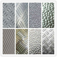 Aluminum Embossing/Checkered/Diamond Plates Color