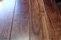 prefinished asian walnut wood flooring